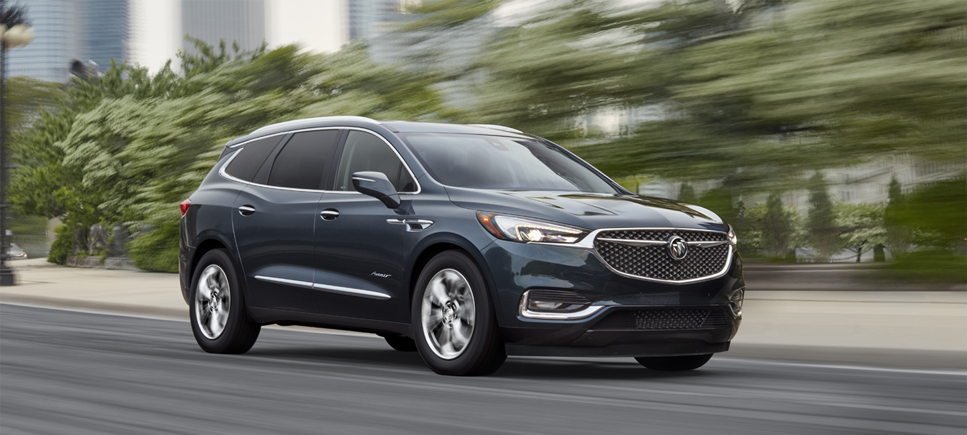 Buick Enclave Seating Capacity >> 2019 Buick Enclave Specs Features Buick Dealer