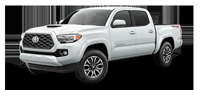 2021 Toyota Tacoma TRD Sport: