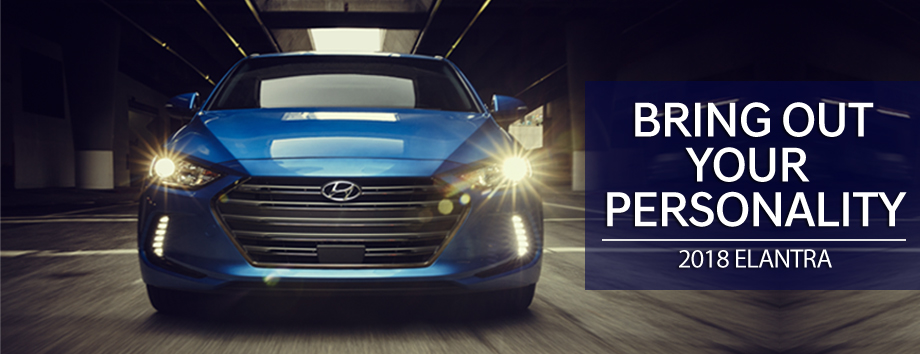 The 2018 Hyundai Elantra is available at Springfield Hyundai near Philadelphia, PA