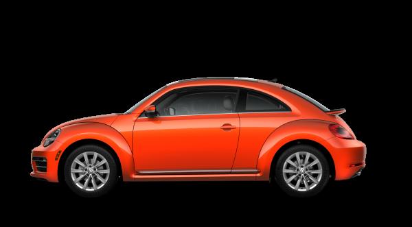 New Volkswagen Beetle at Vista Volkswagen near Fort Lauderdale