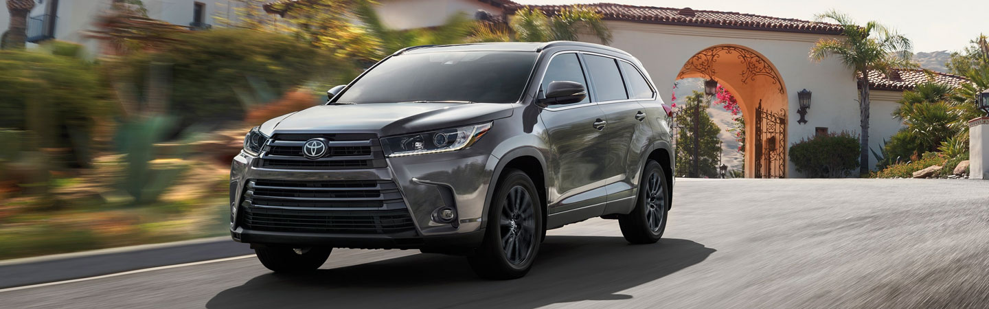 2019 Toyota Highlander at Toyota of Rock Hill