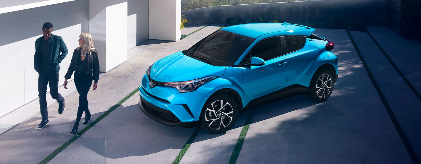 Discover the 2019 Toyota C-HR at our Toyota dealership in Atlanta, GA