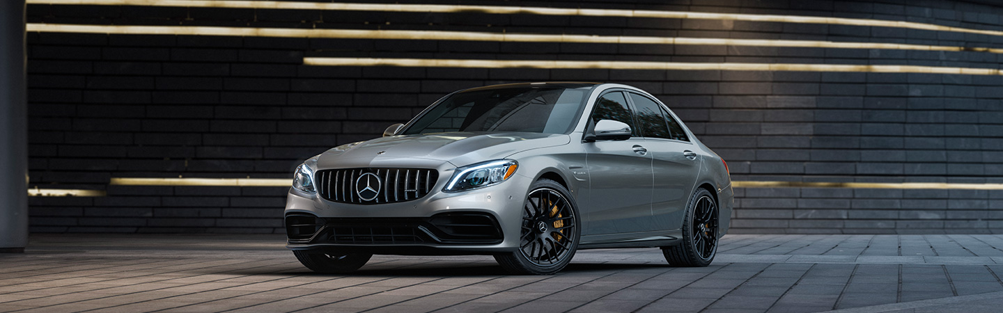 The 2019 Mercedes-Benz C-Class at our Augusta car dealership