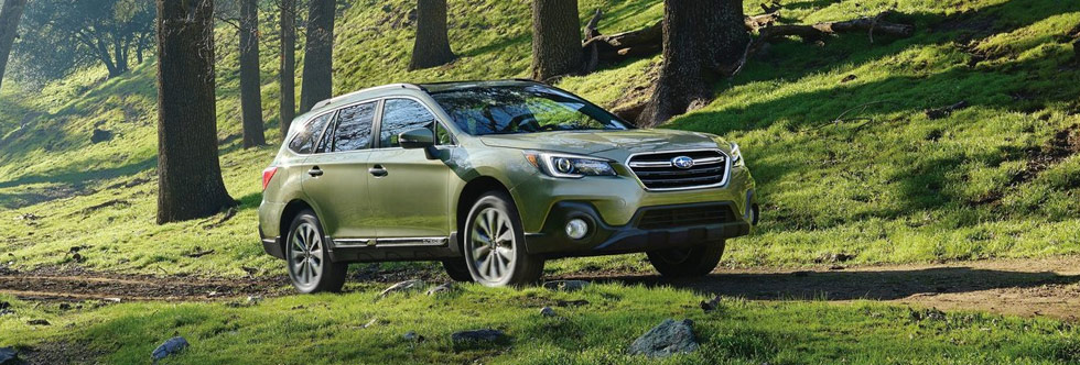 The 2019 Subaru Outback is available at our Subaru dealership in Columbus, GA.