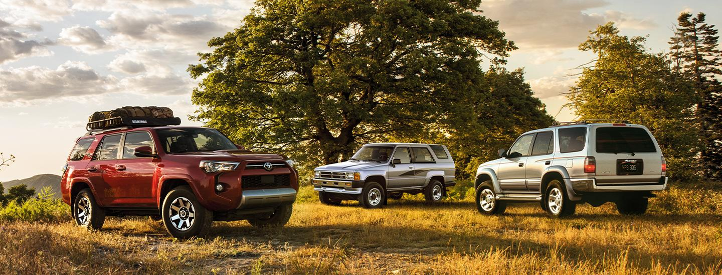 2020 Toyota 4Runner for sale at Rountree Moore Toyota Lake City FL.