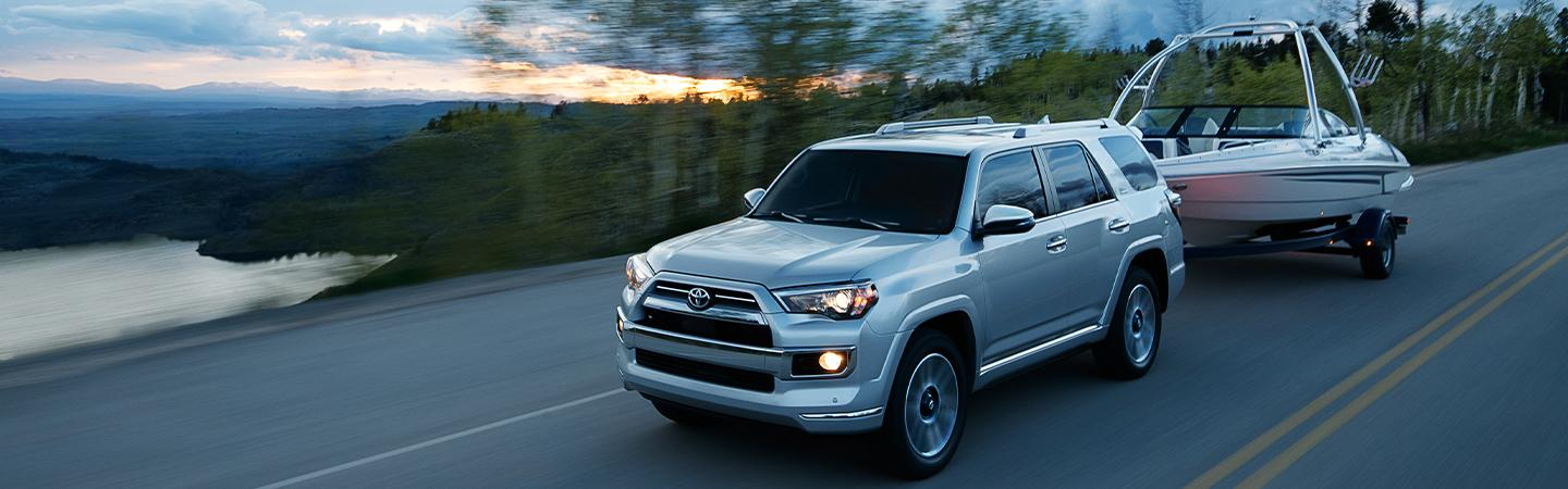 Picture of the new 2020 Toyota 4Runner for sale at Rountree Moore Toyota