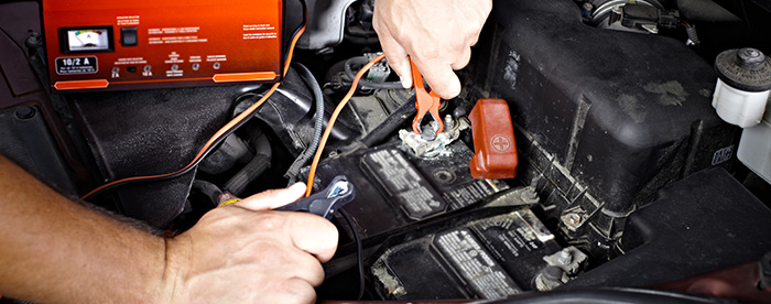 Picture of Battery Service and Replacement at your preferred Hyundai Dealership in Tampa.