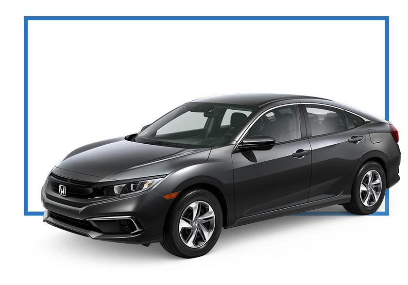 NEW 2019 Honda Civic Sedan 2.0L LX