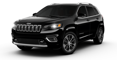 Jeep Cherokee Overland - available at our car dealership near Edmond.