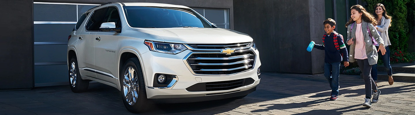 2020 Chevy Traverse available at Spitzer Chevy Lordstown in North Jackson Ohio