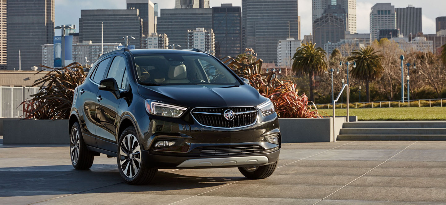 The 2019 Buick Encore is available at our Buick dealership in Columbus, GA.
