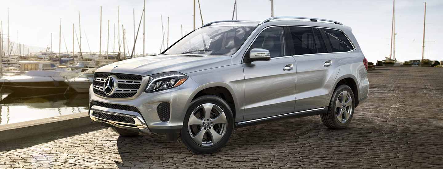 The 2019 Mercedes-Benz GLS is available at our Mercedes-Benz dealership in Gainesville, FL.