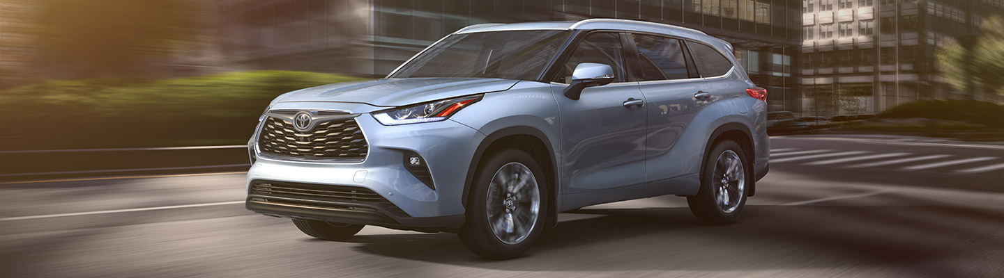 Learn more about the 2020 Toyota Highlander at Toyota of Rock Hill.