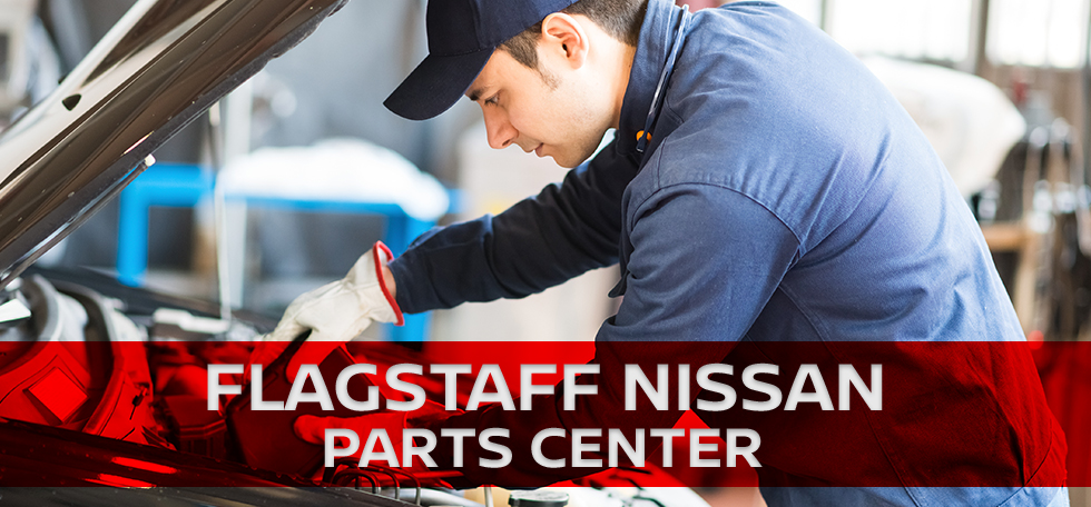 Flagstaff Nissan parts center in Flagstaff, AZ