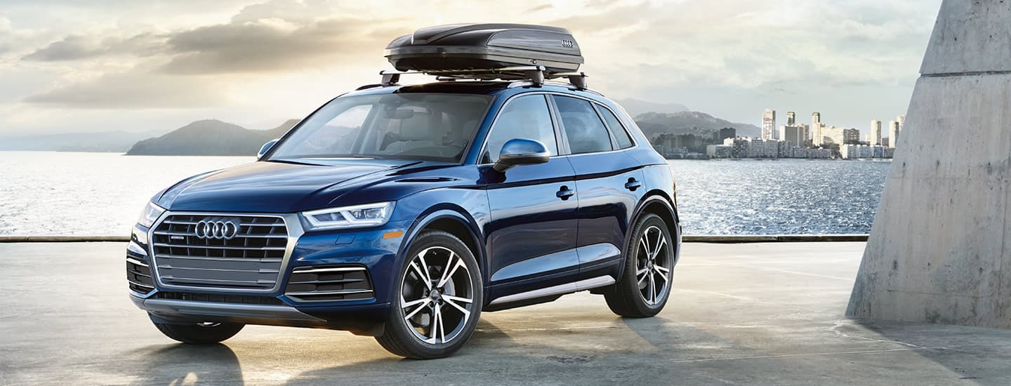 The 2019 Audi Q5 is available at our Audi dealership in Oklahoma City, OK.