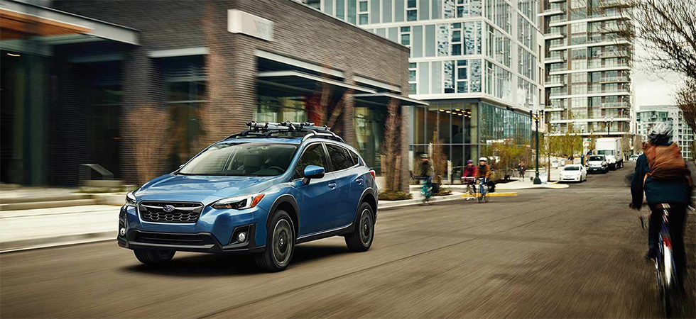 The 2019 Subaru Crosstrek at your Oklahoma City Subaru dealership.