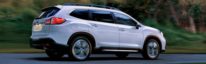 Exterior of the 2020 Subaru Ascent available at Rivertown Subaru