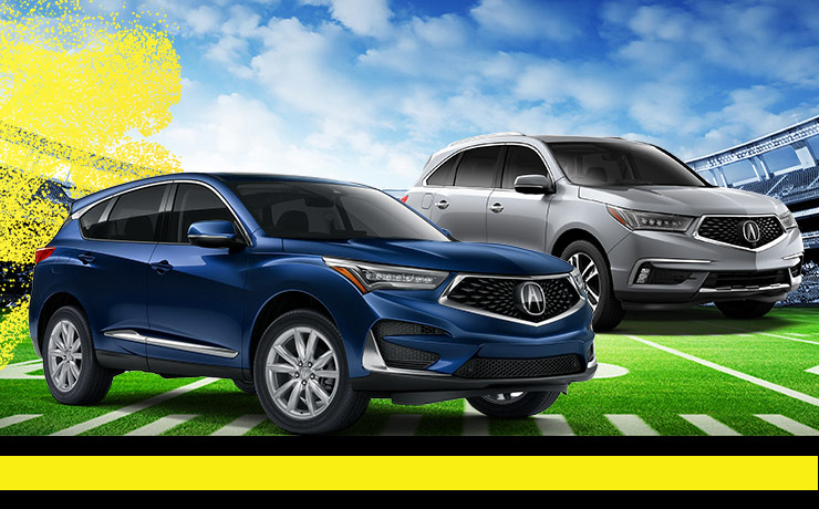 Trade Up To A New Acura