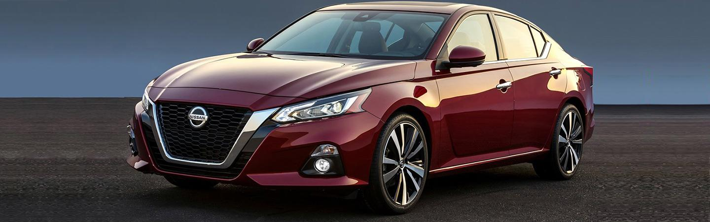 New 2020 Nissan Altima available at Tri-State Nissan in Winchester VA