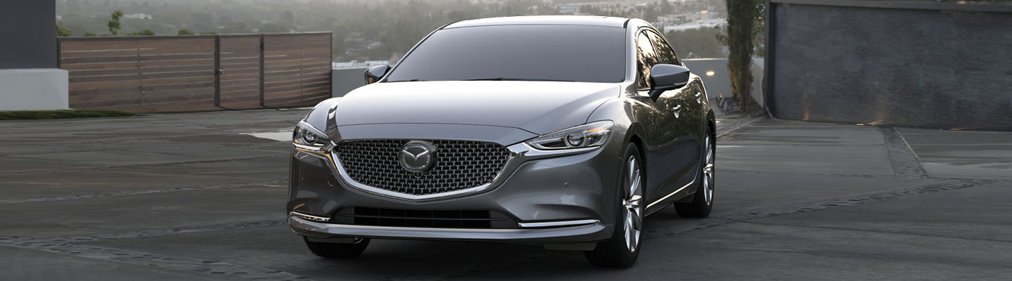 2019 Mazda6 available at our Mazda dealership in Naples, FL.