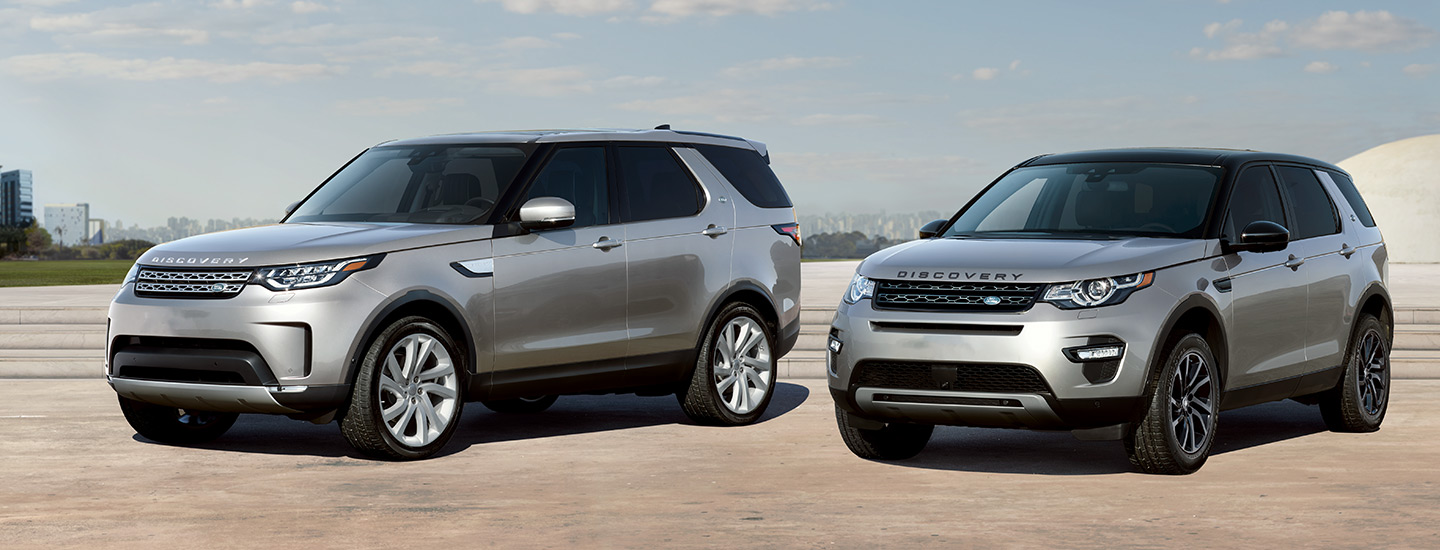 Land Rover Discovery >> 2020 Land Rover Discovery Vs Discovery Sport Compare Land