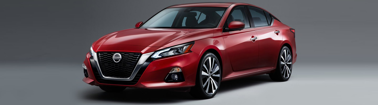 2020 Nissan Altima Configurations At Tri-State Nissan