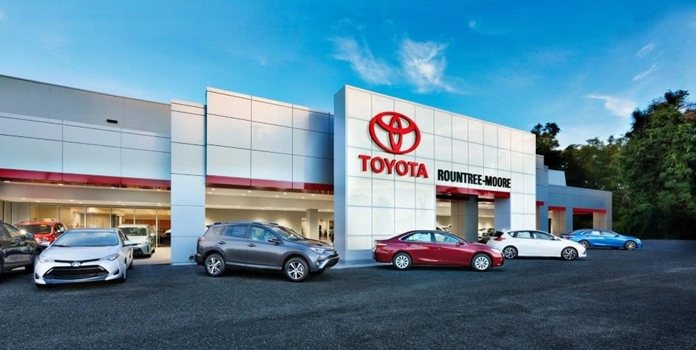 Rountree Moore Toyota offers New and Used Cars and SUVs near Gainesville, FL