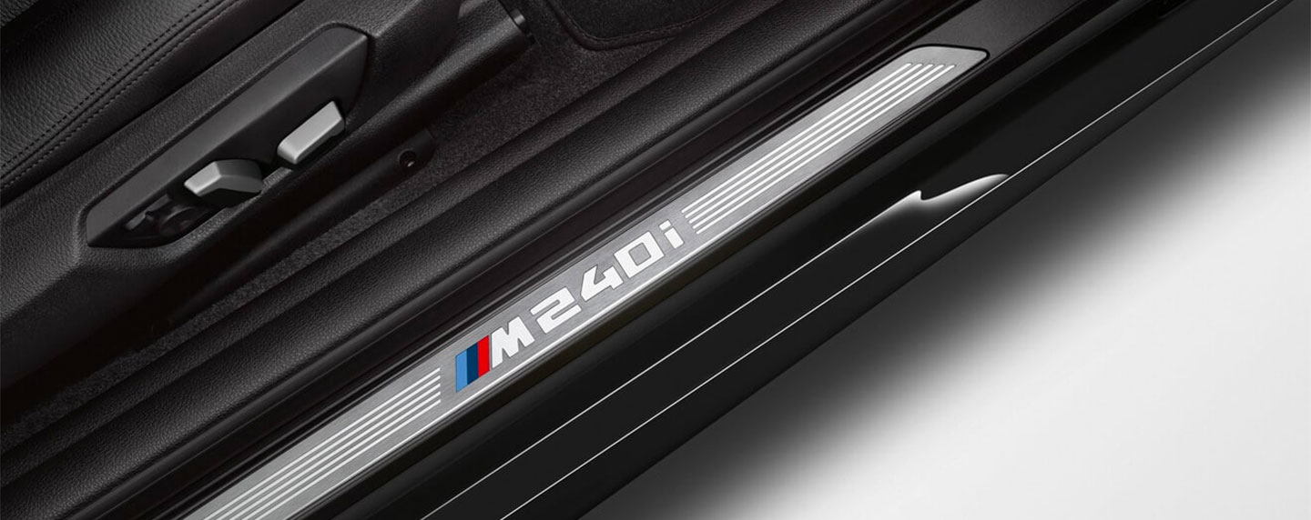 M240i on the BMW 2 series