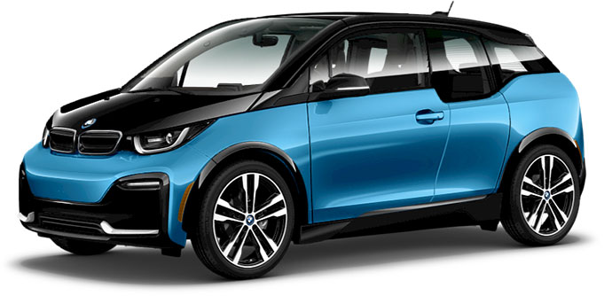 BMW i3s with Range Extender available at South Motors BMW, your local BMW Dealer in Miami