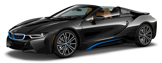 BMW i8 Roadster available at South Motors BMW, your local BMW Dealer in Miami