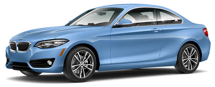 BMW 230i at South BMW, your preferred BMW Dealer in Miami