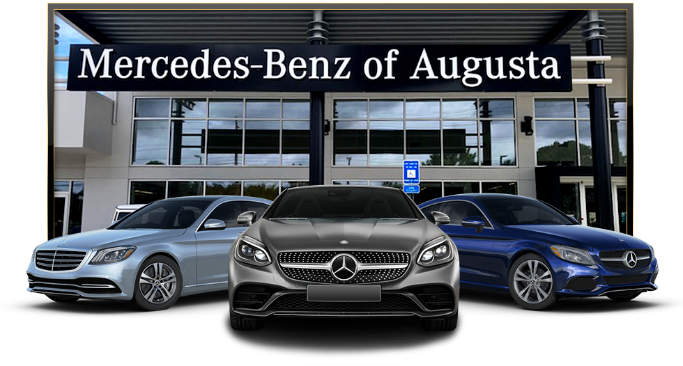 largest biggest selection wide assortment new pre-owned mercedes-benz cars suvs near aiken south carolina