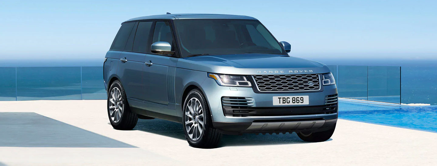 The 2019 Range Rover is available now