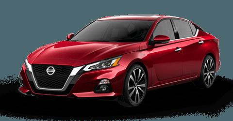 Nissan Altima Platinum VC-Turbo™