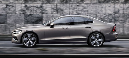 2019 Volvo S60 T5 Momentum $295 per month, $3,595 due at signing