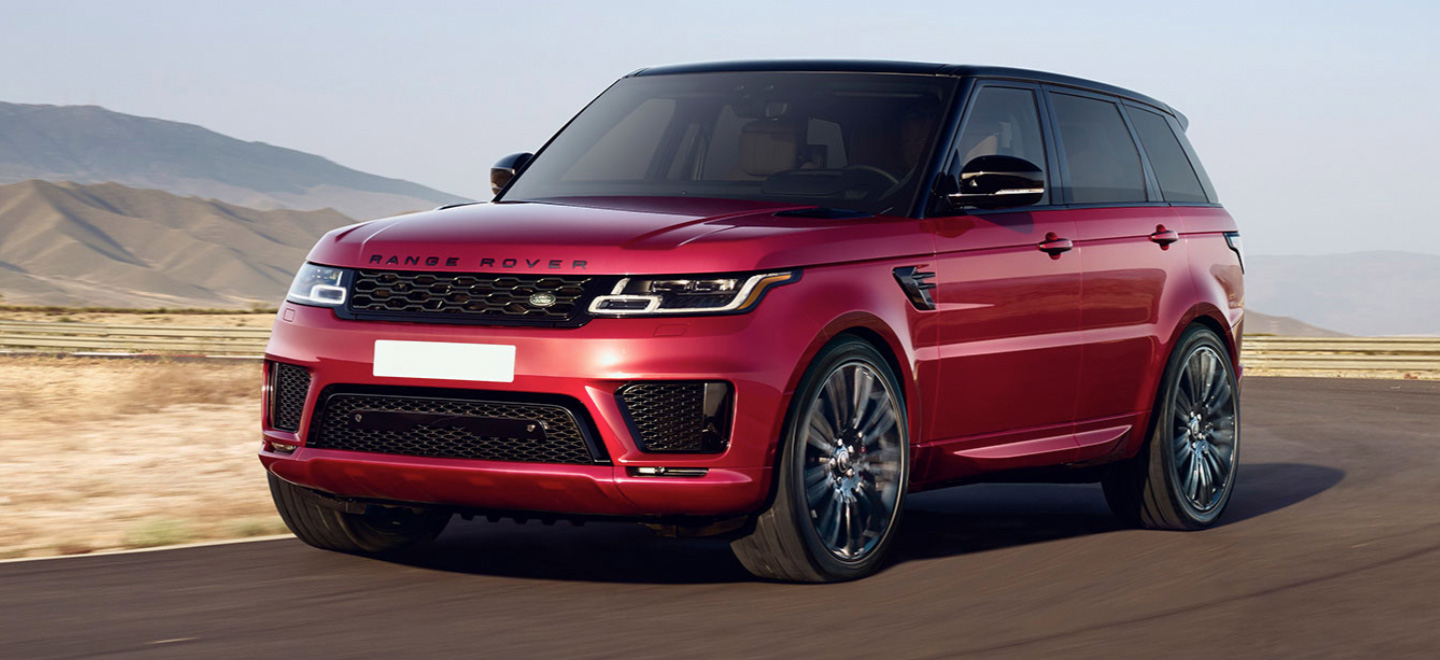 The 2019 Land Rover Range Rover Sport Vs. The 2019 BMW X5