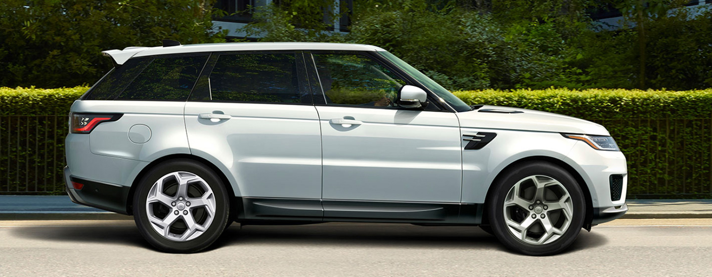 2019 Land Rover Range Rover Sport Exterior – Parked on the road.