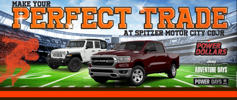 Spitzer Motor City CDJR Savings