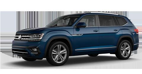 Volkswagen Atlas V6 SEL R-Line