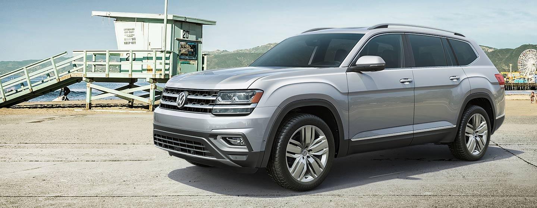 2019 Volkswagen Atlas exterior