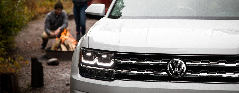 2019 Volkswagen Atlas in motion