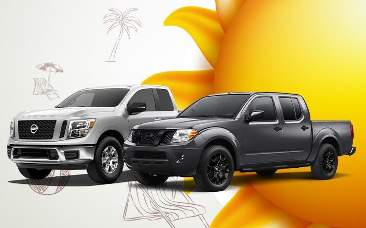 Nissan Titan & Frontier