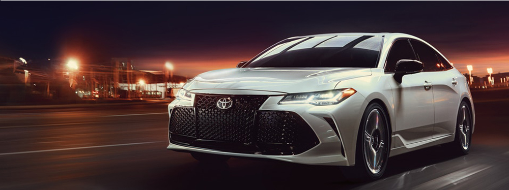 Safety features of the 2019 Toyota Avalon at Toyota of Rock Hill near Charlotte, NC