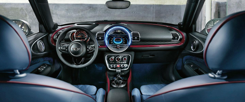 Test Drive The 2018 MINI Clubman