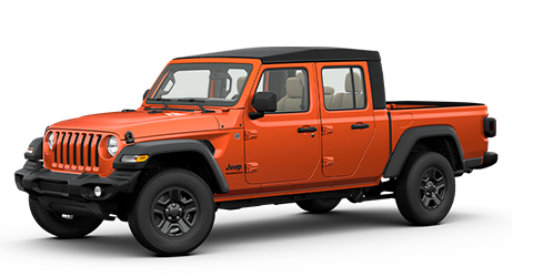 2020 Jeep Gladiator Sport (8AT)