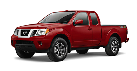 2019 Nissan Frontier PRO-4X®