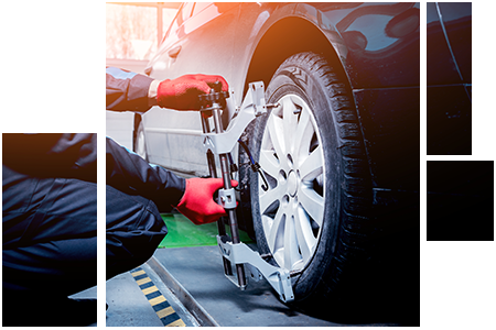 Buick GMC Wheel and Tire Alignment Service at your preferred Buick GMC Dealership in Gainesville