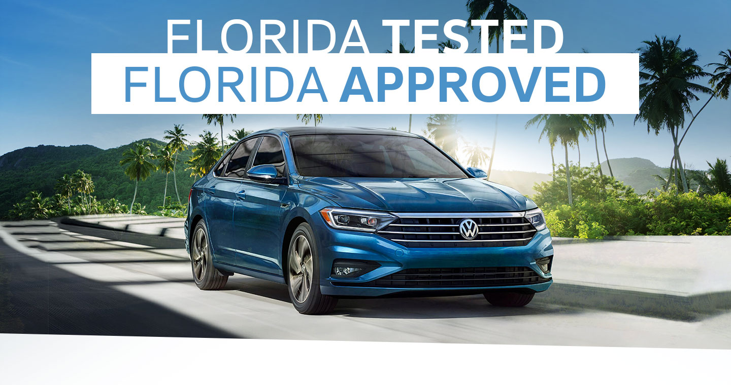 The 2019 VW Jetta is available at South Motors VW in Miami, FL