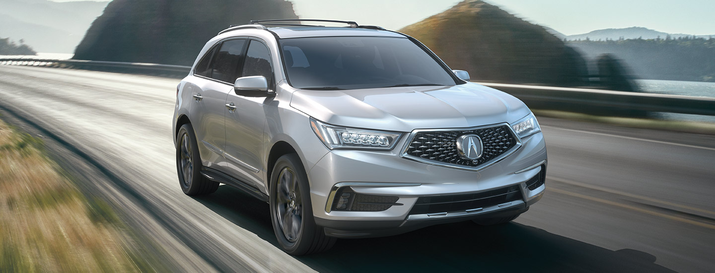 2020 Acura MDX at Spitzer Acura McMurray, PA