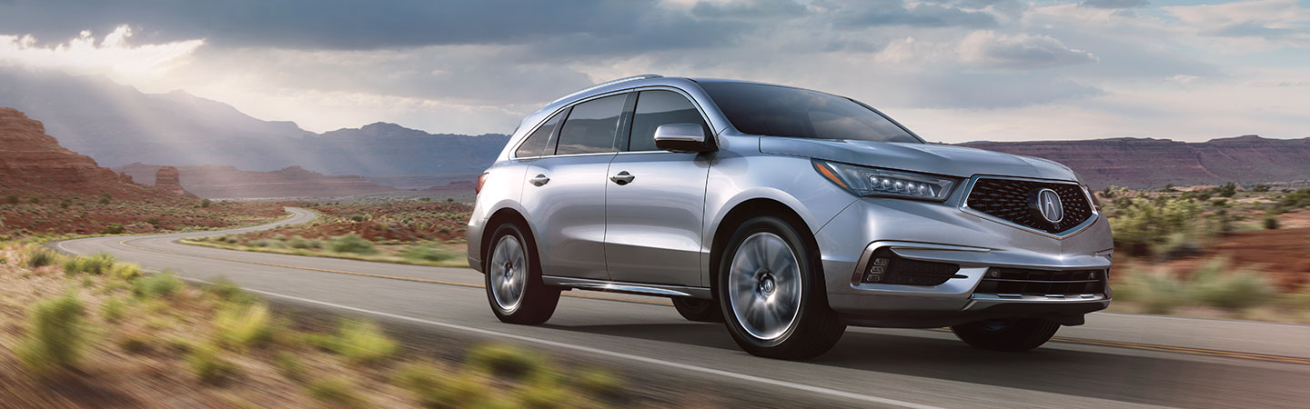 2020 Acura MDX for sale at Spitzer Acura in McMurray, PA